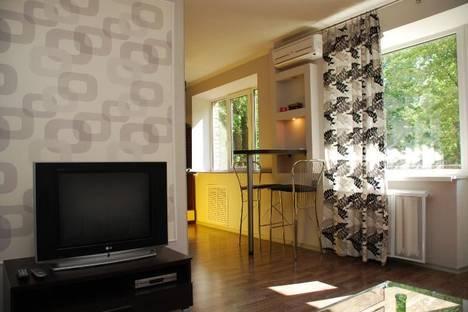 Сдается 1-комнатная квартира посуточно в Киеве, бульвар Леси Украинки, 12.