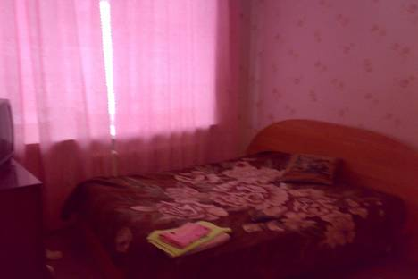 Сдается 1-комнатная квартира посуточнов Уфе, ул. Первомайская , 88/1.
