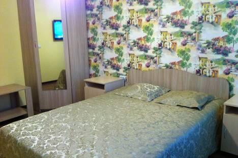 Сдается 2-комнатная квартира посуточно в Ижевске, ул. Пушкинская,  237.