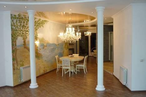 Сдается 3-комнатная квартира посуточнов Геленджике, ул. Красногвардейская, д.34.