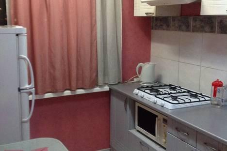 Сдается 2-комнатная квартира посуточно в Сыктывкаре, ул.Карла Маркса 166.