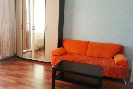 Сдается 1-комнатная квартира посуточнов Тобольске, 7 микрорайон, д.46.