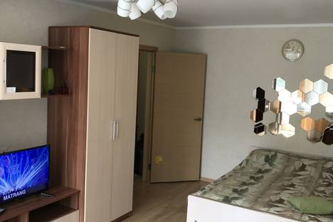 Сдается 1-комнатная квартира посуточно в Рязани, Гоголя, 37.