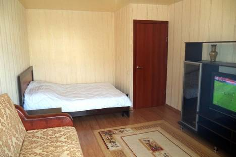 Сдается 1-комнатная квартира посуточнов Екатеринбурге, ул. Чайковского, 79.