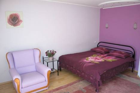 Сдается 1-комнатная квартира посуточно в Киеве, ул. Горького, 100.