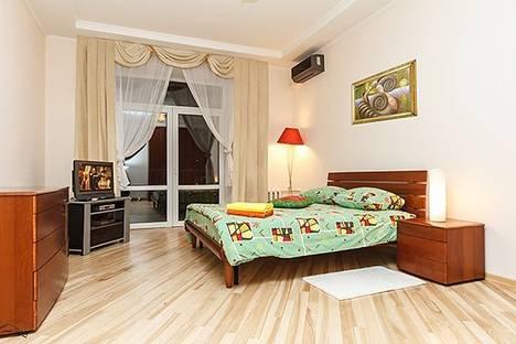 Сдается 1-комнатная квартира посуточно в Киеве, Прорезная ул., 10.