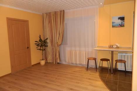 Сдается 2-комнатная квартира посуточнов Твери, Фадеева, 24.
