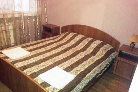 Сдается 2-комнатная квартира посуточнов Махачкале, Ахметхана Султана, 3.