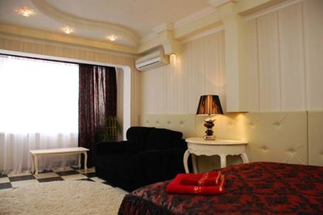 Сдается 1-комнатная квартира посуточно в Киеве, Борщаговская ул., 2.