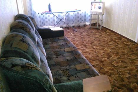 Сдается 2-комнатная квартира посуточнов Нечкино, 1ая Дачная, 36.