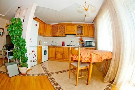 Сдается 2-комнатная квартира посуточно в Хабаровске, переулок Ростовский, 7.