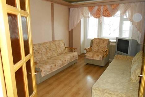 Сдается 2-комнатная квартира посуточно в Ярославле, проспект Ленина, 52б.