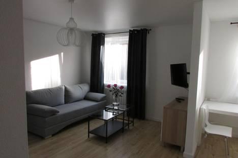 Сдается 1-комнатная квартира посуточно в Калининграде, ул. Кирова, 49.