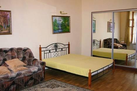Сдается 1-комнатная квартира посуточно в Одессе, ул.Ланжероновская 26.