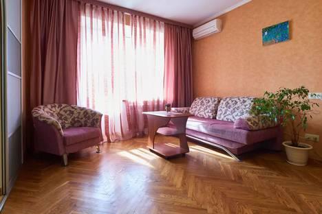 Сдается 1-комнатная квартира посуточно в Киеве, Малая Житомирская, 10.