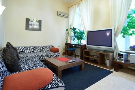 Сдается 2-комнатная квартира посуточнов Киеве, Софиевская, 17.