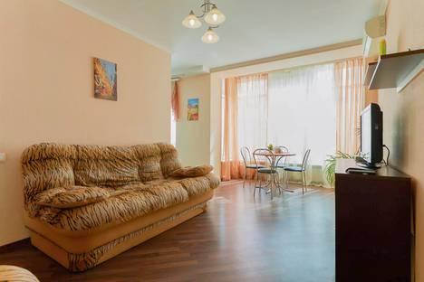 Сдается 2-комнатная квартира посуточно в Киеве, Гончара, 47.