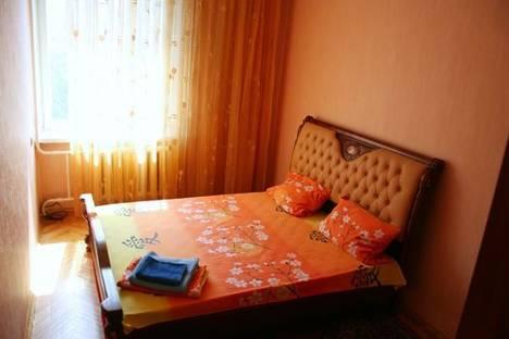 Сдается 2-комнатная квартира посуточно в Киеве, Леси Украинки 5а.