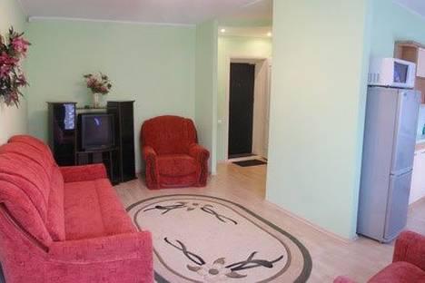 Сдается 2-комнатная квартира посуточно в Киеве, Кутузова 2.