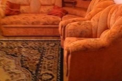 Сдается 1-комнатная квартира посуточно в Нижнекамске, ул. Бызова, 7.