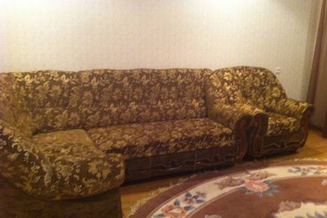 Сдается 2-комнатная квартира посуточно в Нижнекамске, ул. Тукая, 9.