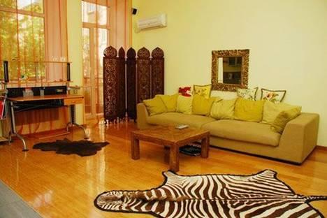 Сдается 2-комнатная квартира посуточно в Киеве, Саксаганского, 20.