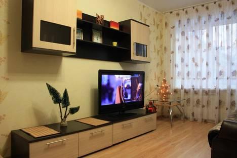 Сдается 1-комнатная квартира посуточнов Междуреченске, проспект 50 лет Комсомола, 24.