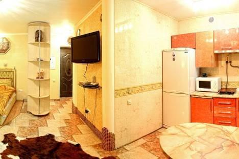 Сдается 1-комнатная квартира посуточнов Андреевке, ул.Шмидта,3.