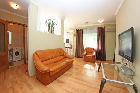 Сдается 1-комнатная квартира посуточно в Киеве, Жилянская, 72.