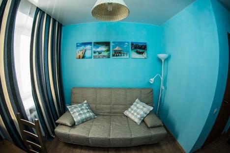 Сдается 1-комнатная квартира посуточнов Омске, Спортивный проезд, 1.