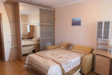 Сдается 3-комнатная квартира посуточно в Одессе, проспект Шевченко 10/1.