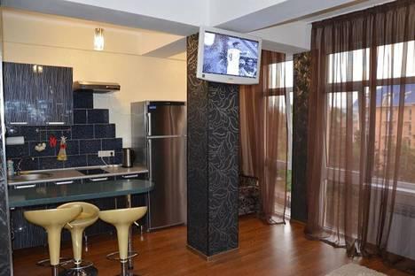Сдается 1-комнатная квартира посуточно в Адлере, улица Цветочная, 44/2.