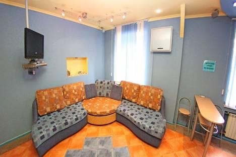 Сдается 1-комнатная квартира посуточно в Киеве, Константиновская, 18.