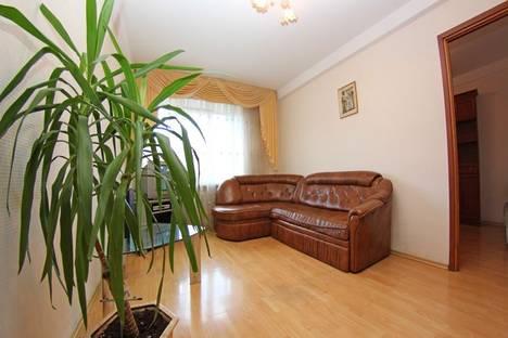 Сдается 2-комнатная квартира посуточно в Киеве, Жилянская, 69/71.
