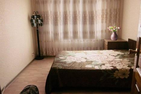Сдается 3-комнатная квартира посуточнов Уфе, ул. Айская, 54/1.