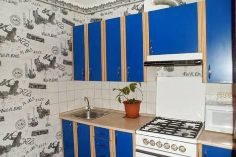 Сдается 1-комнатная квартира посуточнов Уфе, проспект Октября, 45/1.