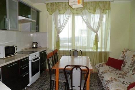 Сдается 3-комнатная квартира посуточнов Уфе, ул. Парковая, 9.
