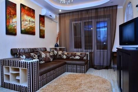 Сдается 1-комнатная квартира посуточно в Киеве, Красноармейская, 122.