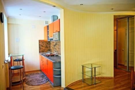 Сдается 1-комнатная квартира посуточно в Киеве, Гоголевская 9Б.