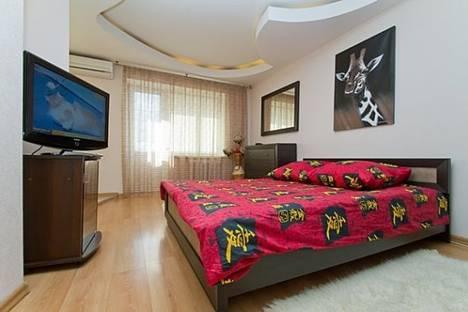 Сдается 1-комнатная квартира посуточно в Киеве, Леси Украинки, 9.
