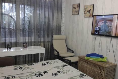 Сдается 3-комнатная квартира посуточно в Набережных Челнах, Автозаводский проспект, 36.