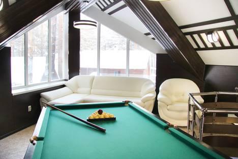 Сдается 5-комнатная квартира посуточно, Байкальский тракт 19км..