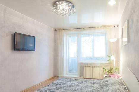 Сдается 1-комнатная квартира посуточно в Кургане, ул. Рихарда Зорге, 18.
