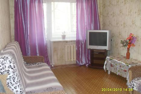 Сдается 2-комнатная квартира посуточно в Твери, ул. Горького, д.100.