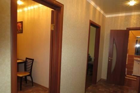 Сдается 2-комнатная квартира посуточно в Ульяновске, Московское шоссе 100.