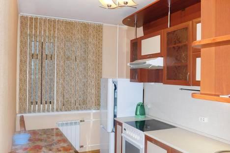 Сдается 3-комнатная квартира посуточно, Ф. Лыткина 22.