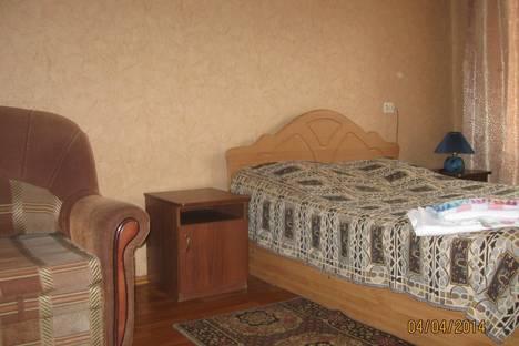 Сдается 1-комнатная квартира посуточно в Рыбинске, ул. Карякинская, 41.