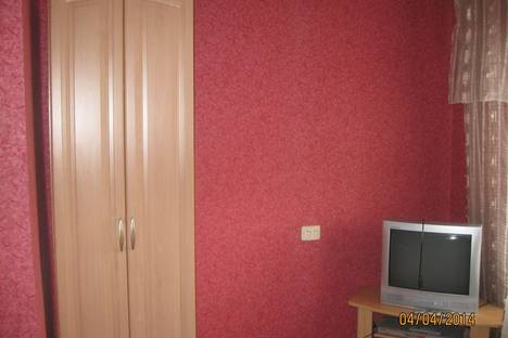 Сдается 1-комнатная квартира посуточно в Рыбинске, ул. Герцена/Луначарского, 58.