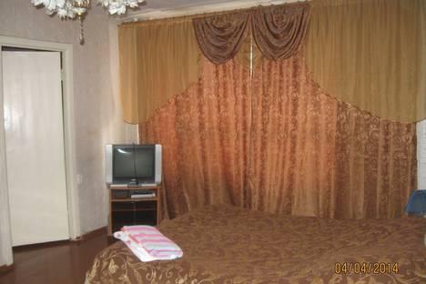Сдается 3-комнатная квартира посуточно в Рыбинске, улица Радищева, 77.