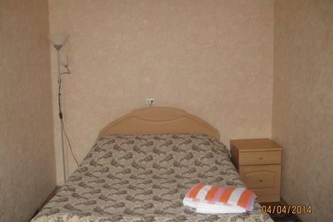 Сдается 1-комнатная квартира посуточнов Рыбинске, ул. Кирова/Герцена, 32.